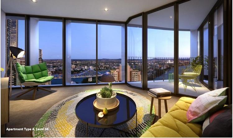 Apartment design #4